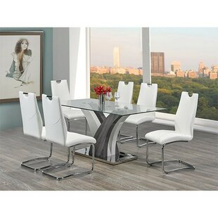 Bovey 7 Piece Dining Set