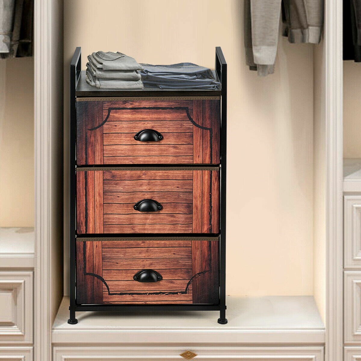 Union Rustic Miskell Storage Tower 3