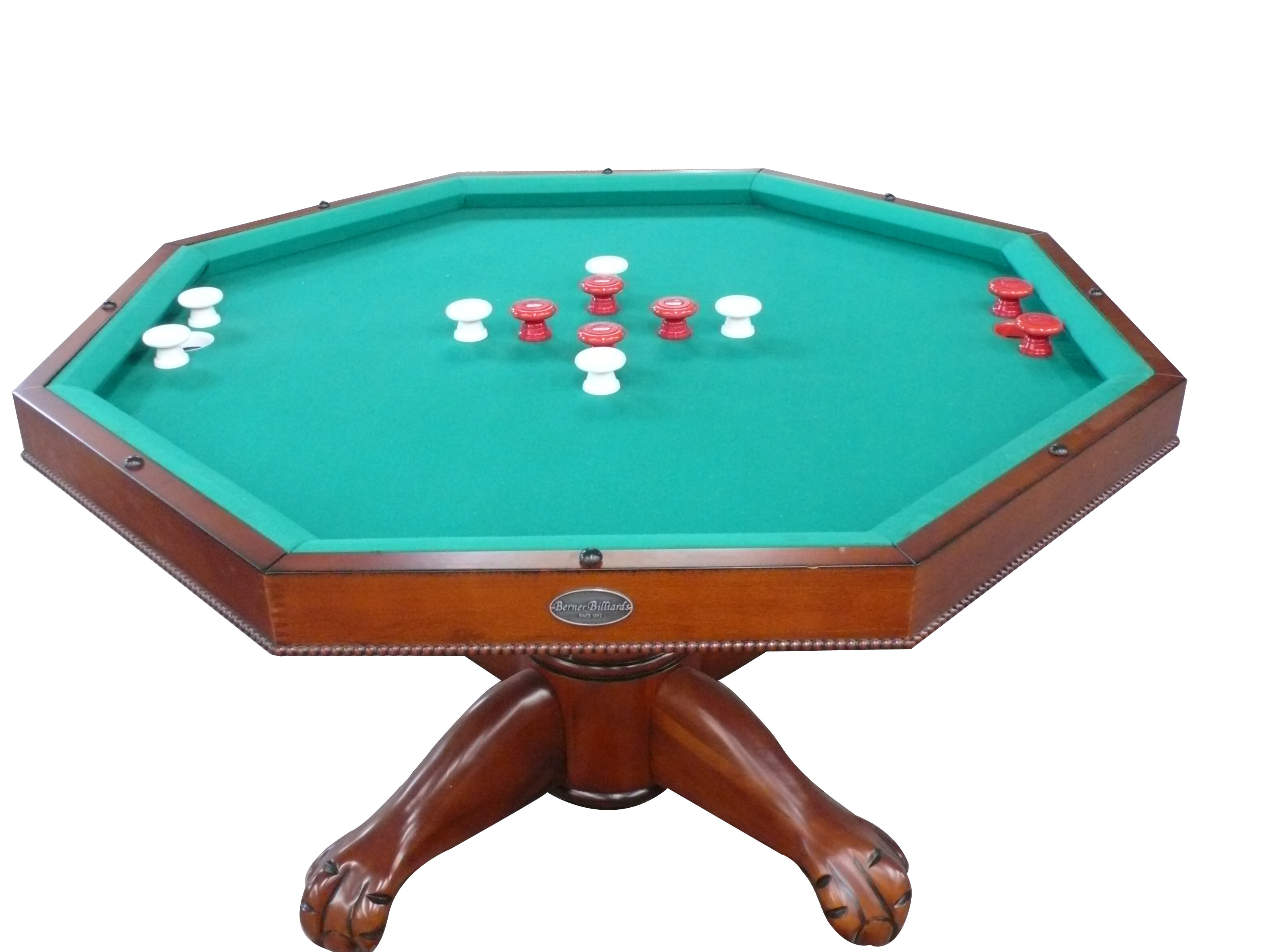 Berner Billiards 3 in 1 Game Table   Wayfair