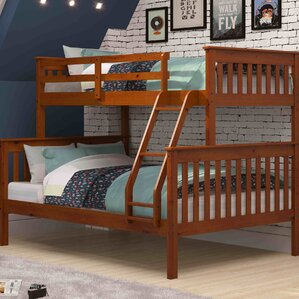 Twin over Full Bunk Bed by Donco Kids
