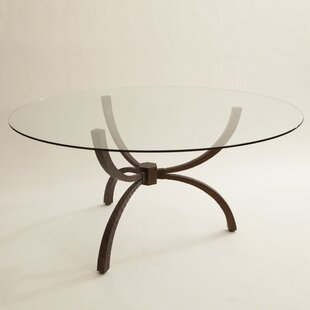 Teton Dining Table by Global Views Bargain