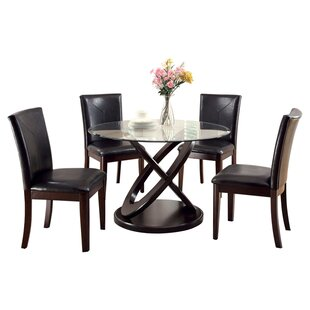 Ollivander 5 Piece Dining Set by Hokku De..