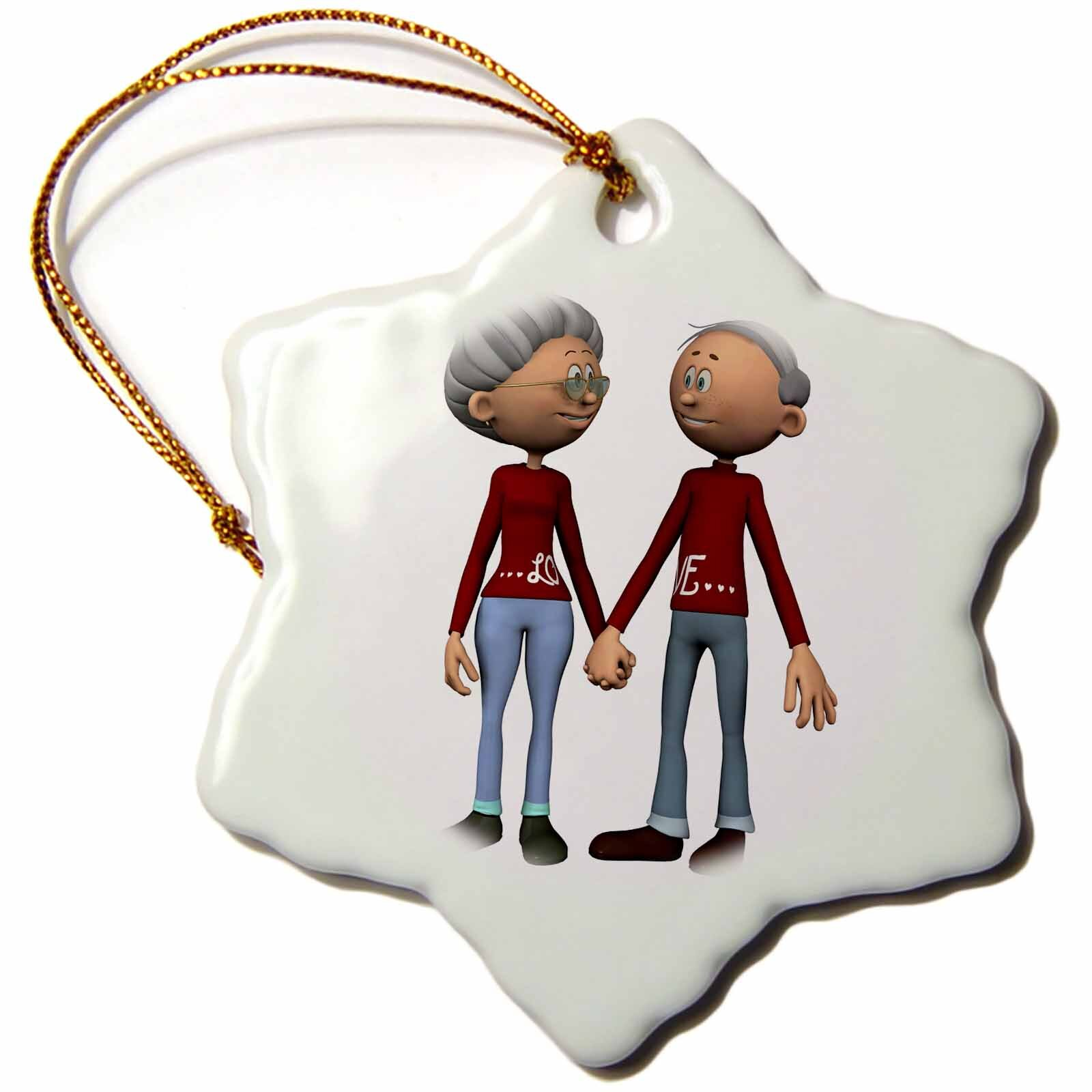 Valentine S Day Christmas Ornaments You Ll Love In 2021 Wayfair