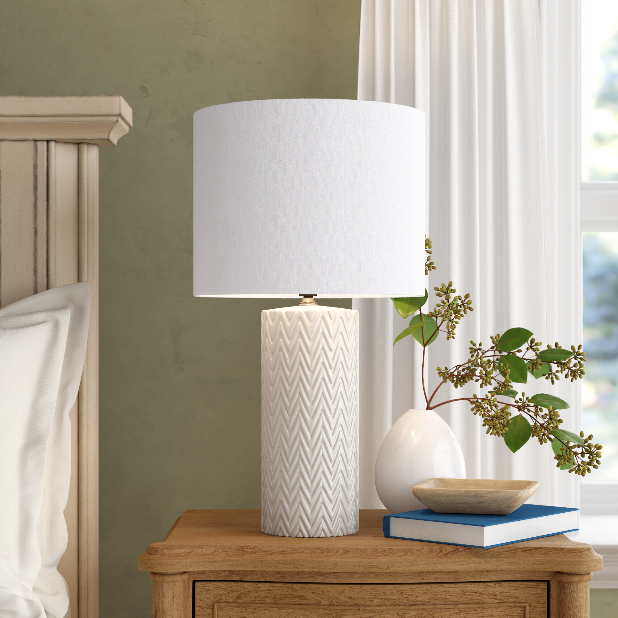 Picture of: Hanley 24 Table Lamp Reviews