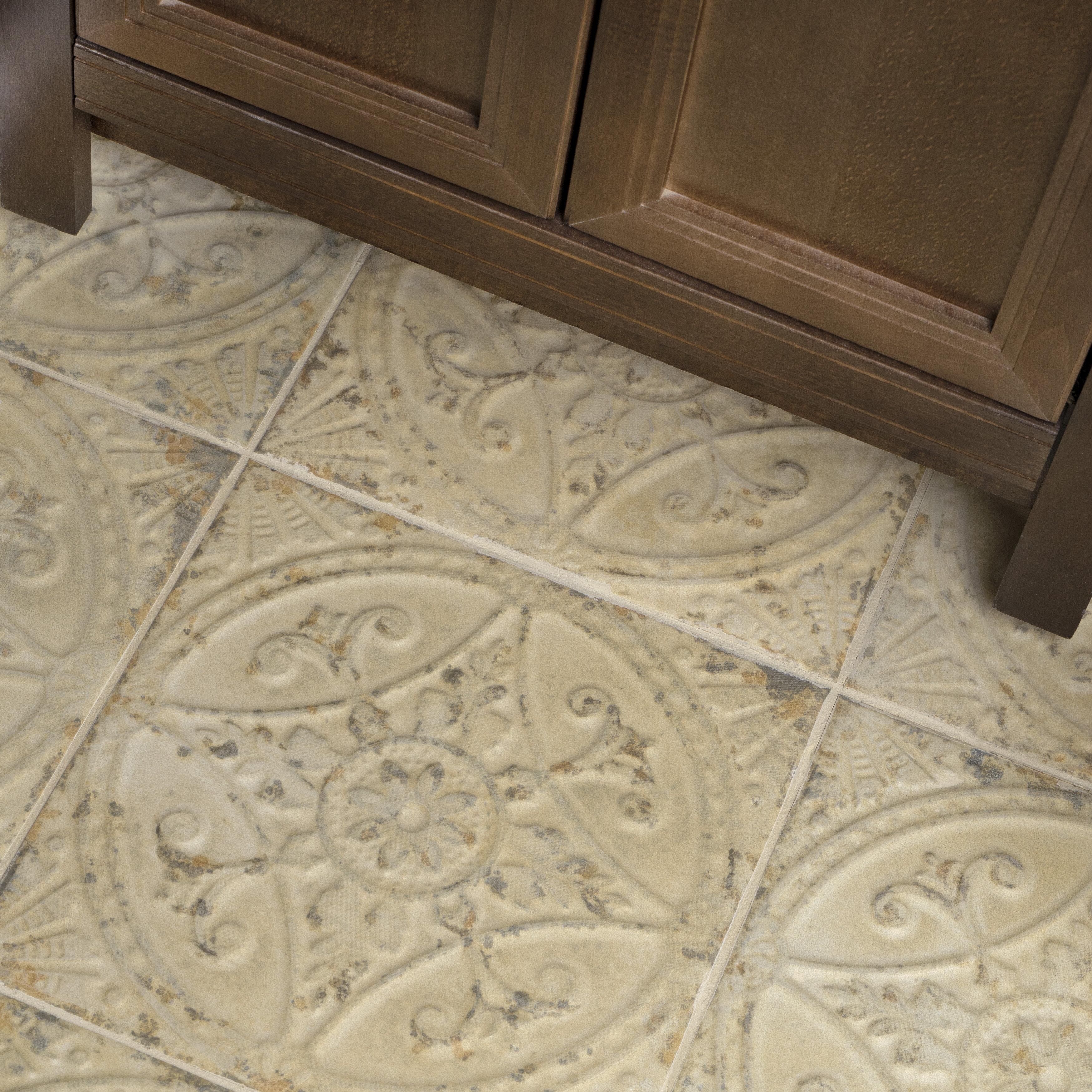 Kitchen Floor Tile You Ll Love In 2021 Wayfair