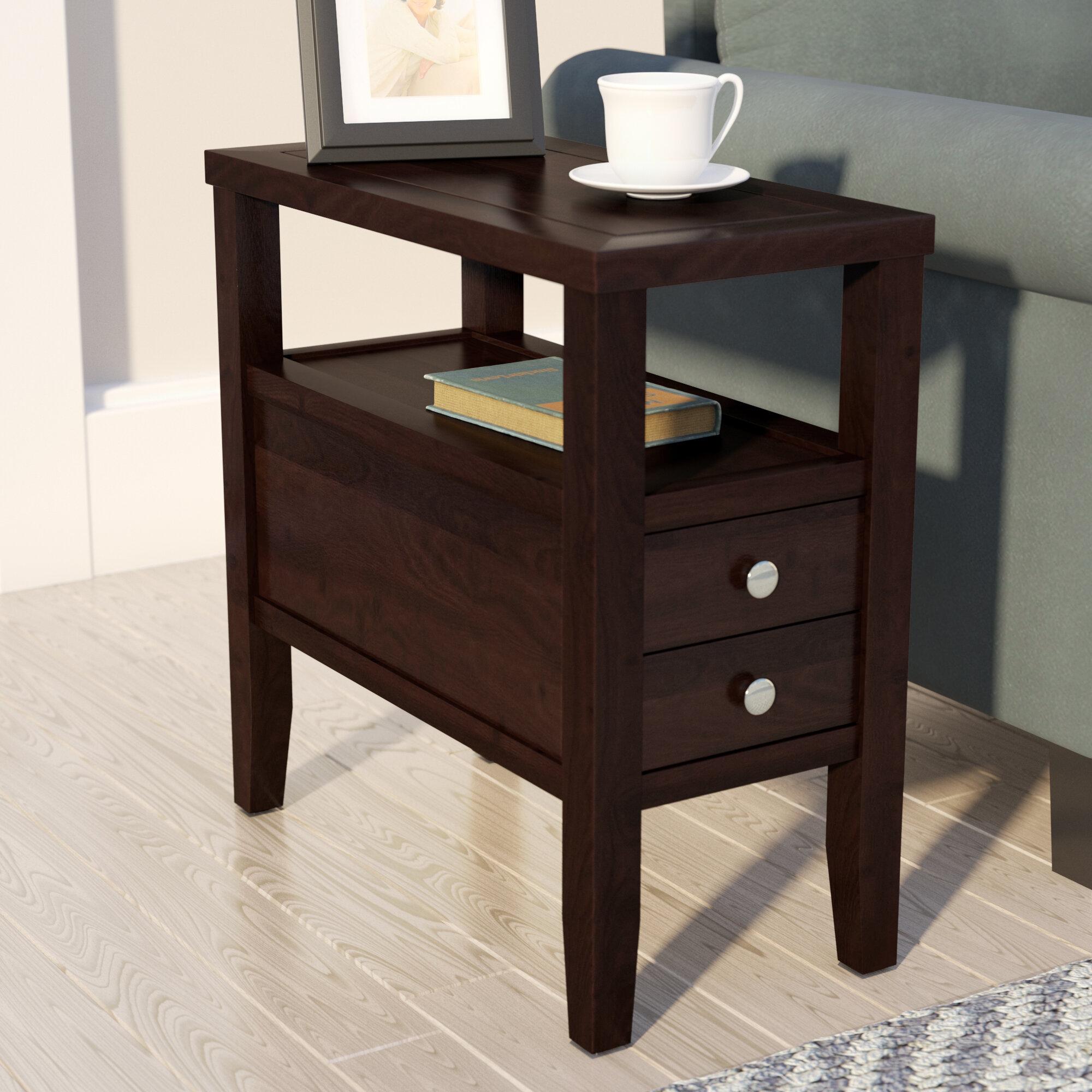 Incroyable Andover Mills Gahagan End Table With Storage U0026 Reviews | Wayfair