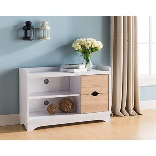 Where buy  Shoe Storage Bench By Latitude Run