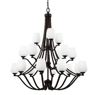 Darby Home Co Eyers 18-Light S..