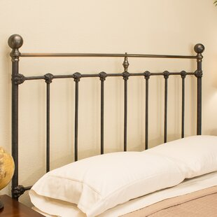 Durham Slat Headboard by Benicia Foundry and Iron Works