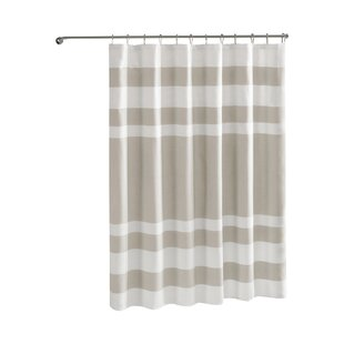 Modern Contemporary Extra Wide Shower Curtains