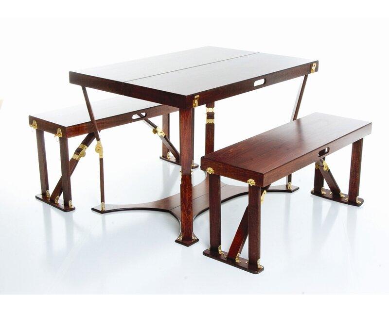 Alpharetta Portable Folding Bench