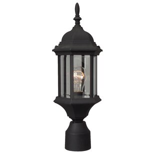 Best Reviews Oakhill 6.5 Outdoor Post Lantern By Charlton Home