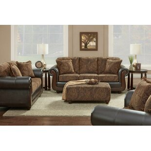 Fleur De Lis Living Clarmont Configurable Living Room Set