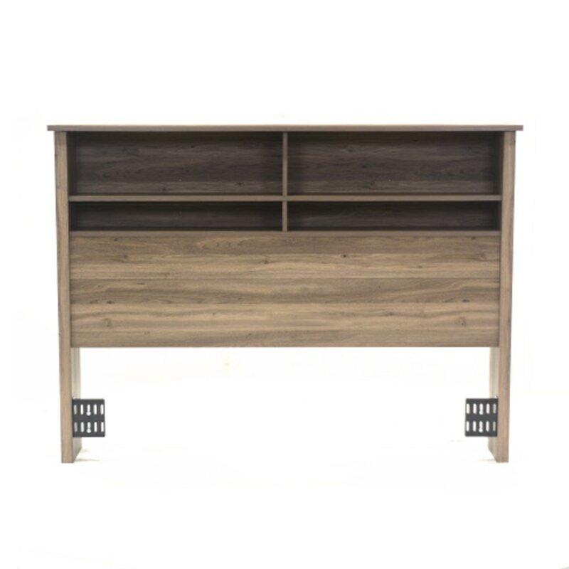 Red Barrel Studio Blountsville Full Queen Bookcase Headboard Wayfair