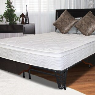 10 Medium Pillow top Mattress by Alwyn Home