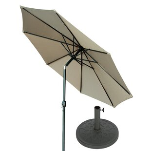 Brame 10' Market Umbrella By Freeport Park