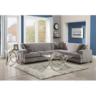 Darby Home Co Caswell Sleeper Sectional