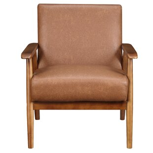 Modest Modern Accent Chair Model