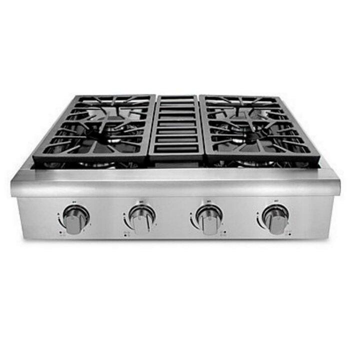 30 gas cooktop. 30\ 30 Gas Cooktop E