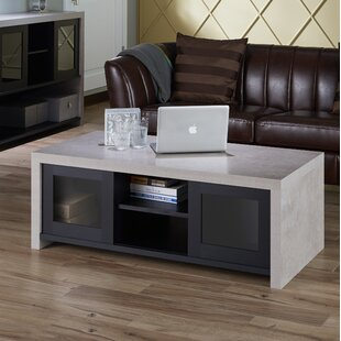 Latitude Run Calvary 2 Piece Coffee Table Set