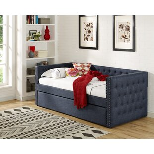 Emerico Twin Daybed With Trundle By Charlton Home