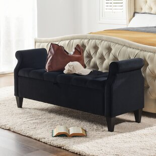 Maconay Upholstered Storage Bench