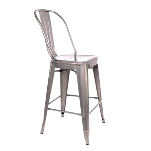 Halie 26 Bar Stool (Set of 4) Trent Austin Design