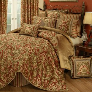 Austin Horn Classics Botticelli 4 Piece Comforter Set