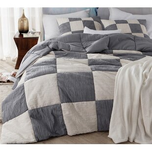 Williston Forge Mosley Blended Textured Quilt