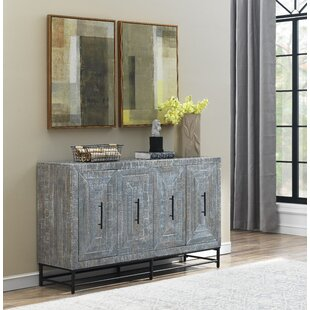 Nikhil Credenza TV Stand for TVs up to 65 17 Stories