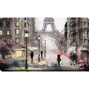 Paris Wall Art You Ll Love In 2019 Wayfair