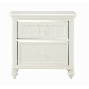 Buying Scholz 2 Drawer Nightstand by Harriet Bee Reviews (2019) & Buyer's Guide