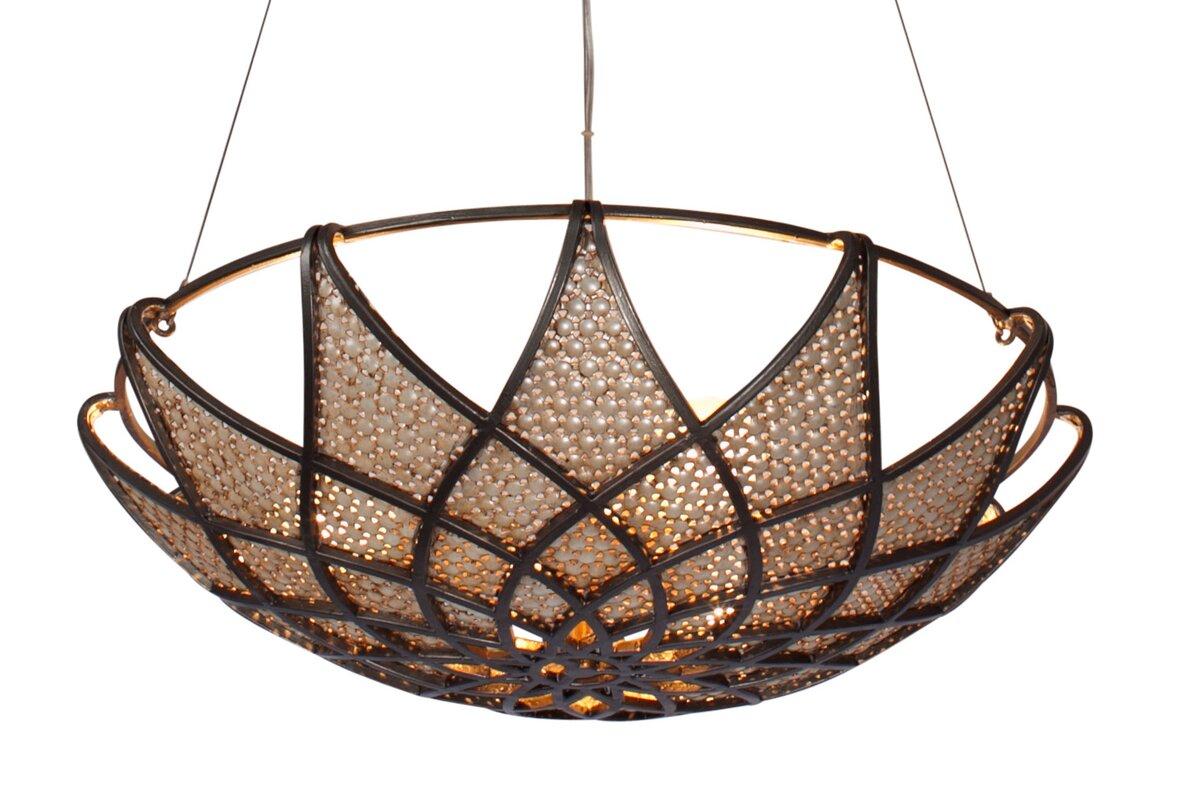 Argyle 3-Light Inverted Pendant