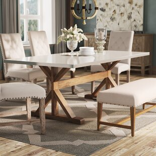 Northallert Dining Table by Three Posts Great price