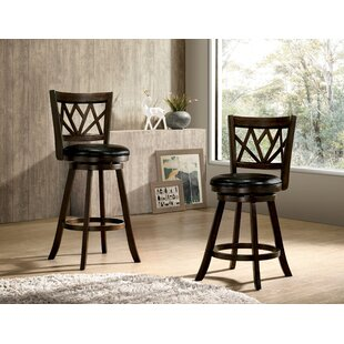 Rickey 24.62 Bar Stool Millwood Pines