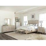 Javion Standard Configurable Bedroom Set by One Allium Way