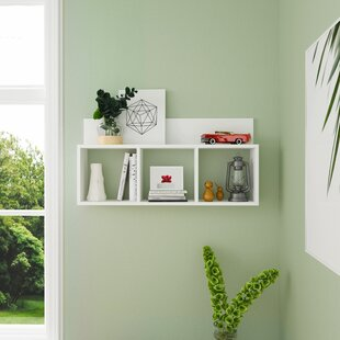 Willem Triple Cubed Wall Shelf