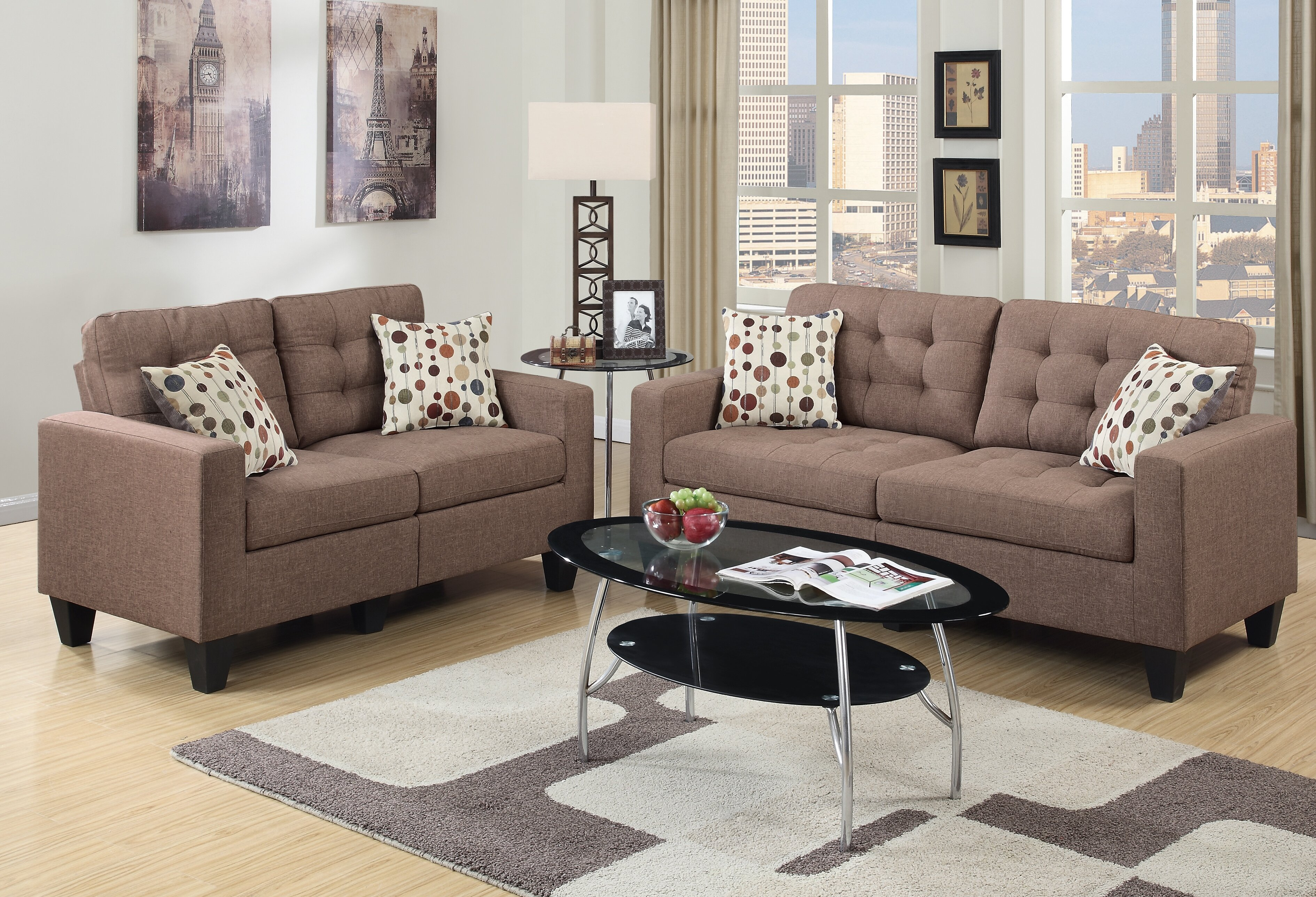 Andover mills callanan 2 piece living room set reviews wayfair