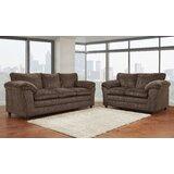 Endicott 2 Piece Living Room Set by Red Barrel Studio®