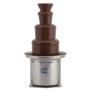 The Montezuma 3 Tier Chocolate Fountain