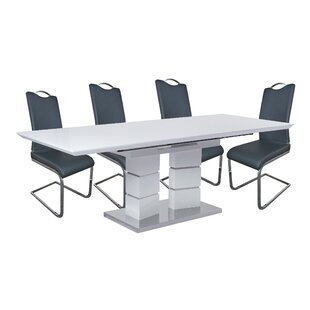 Figueroa 5 Piece Dining Set Orren Ellis