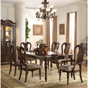 Wentzel 7 Piece Extendable Dining Set Astoria Grand