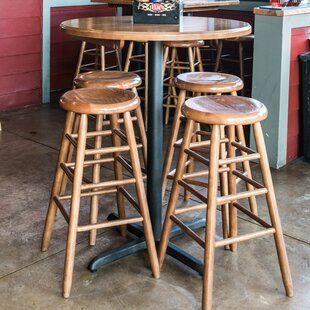 Pellegrini 24 Bar Stool Gracie Oaks
