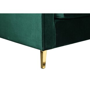 Messines Upholstered Bench by Mercer41