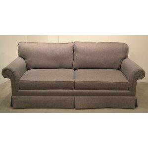 Two Cushion Sofa by Carolina Classic Furniture