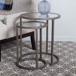 Camber 2 Piece Nesting Tables By Studio Designs HOME