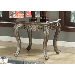 Bargain Trecartin End Table by Astoria Grand