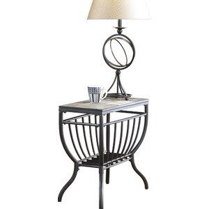 Tristan Chairside Table by Loon Peak