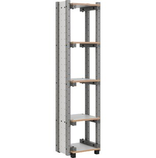 Eila 153.9cm Bookcase By 17 Stories
