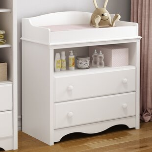 Heavenly 2 Drawer Changing Dresser